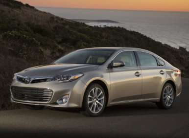 2013 Toyota Avalon Road Test & Review
