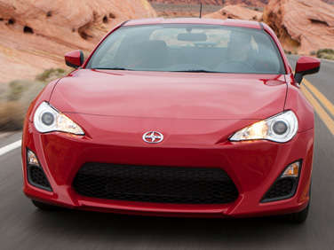 2013 Scion FR-S AT Road Trip Review