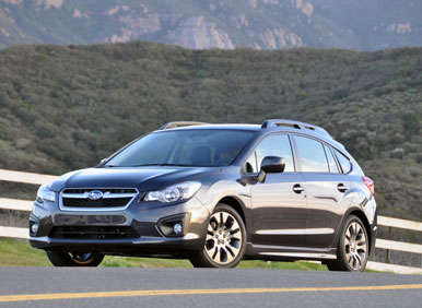 2013 Subaru Impreza Road Test and Review: Models and Prices