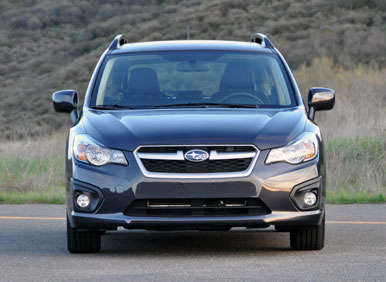 2013 Subaru Impreza Road Test and Review