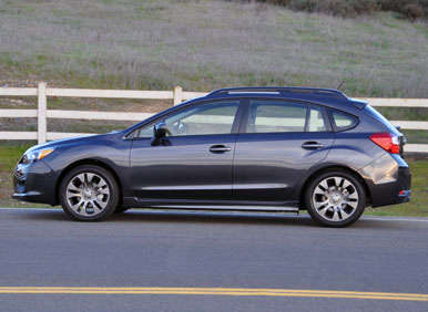 2013 Subaru Impreza Road Test and Review: Pros and Cons