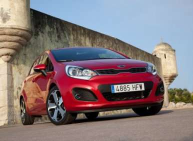 Hatchback Cars For 2013 - 04 - 2013 Kia Rio