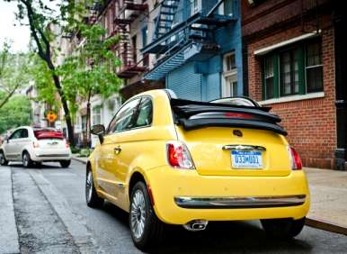 Hatchback Cars For 2013 - 06 - 2013 Fiat 500