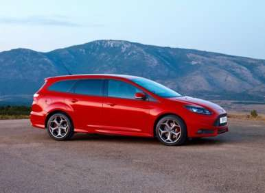 Hatchback Cars For 2013 - 08 - 2013 Ford Focus ST