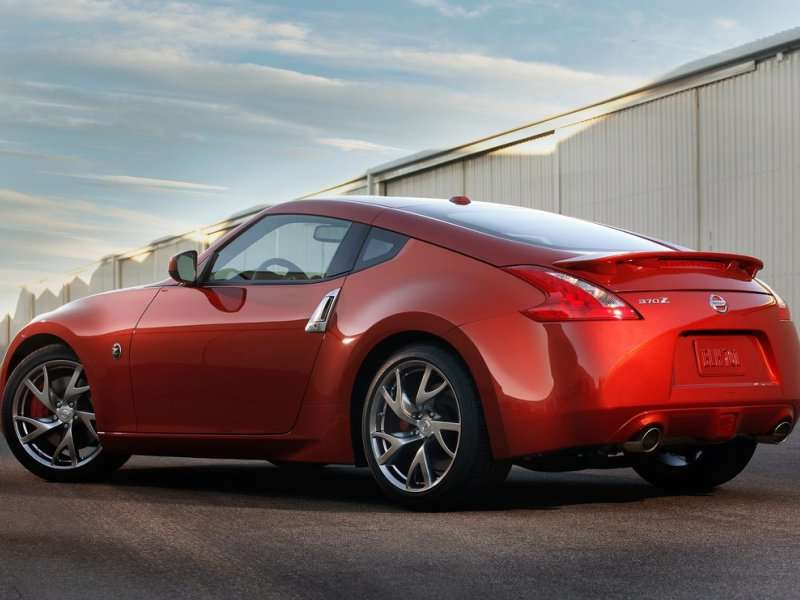 Nissan 370z Top Speed >> 9 of the Best 2 Seater Sports Cars | Autobytel.com