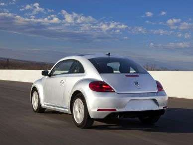 2013 Volkswagen Beetle TDI: Models and Prices