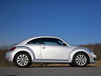 2013 Volkswagen Beetle TDI: Safety and Ratings