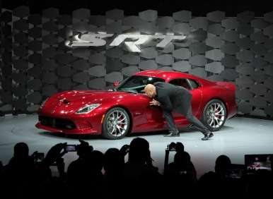 2013 SRT Viper Tops Hagerty's Hot List of Future Classics