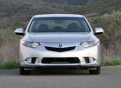 2013 Acura TSX Road Test and Review