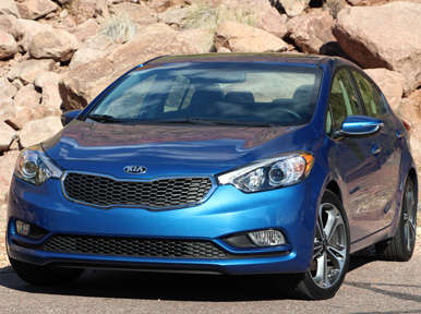 2014 Kia Forte First Drive Review