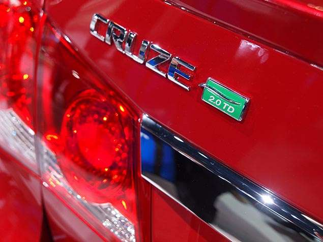 2014 Chevrolet Cruze Clean Turbo Diesel Preview: Chicago Auto Show