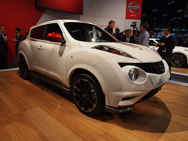 2014 Nissan Juke NISMO Preview: Chicago Auto Show