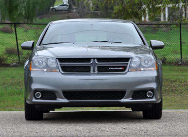 2013 Dodge Avenger Road Test and Review
