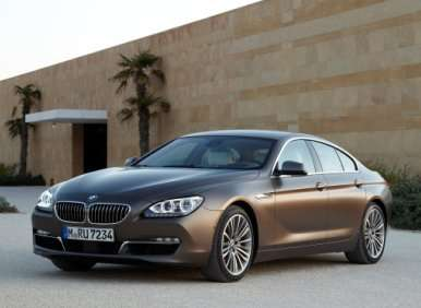 2013 BMW 6 Series Gran Coupe Road Test & Review Introduction