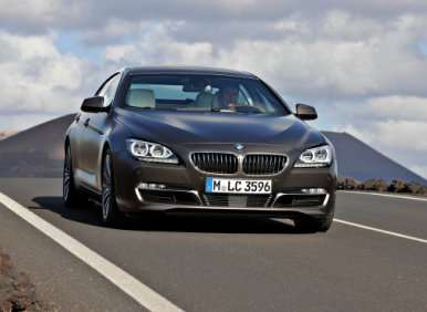 2013 BMW 6 Series Gran Coupe Road Test & Review: Comfort & Cargo