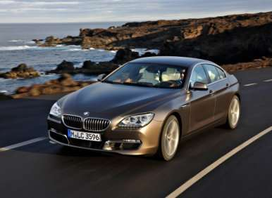 2013 BMW 6 Series Gran Coupe Road Test & Review