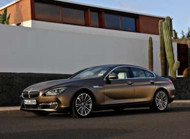 2013 BMW 6 Series Gran Coupe Road Test & Review: Driving Impressions