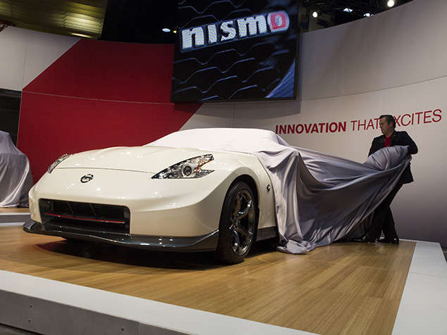 2014 Nissan 370Z NISMO Preview: Chicago Auto Show