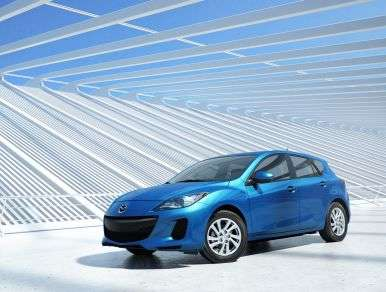 2013 Mazda MAZDA3 i Grand Touring Road Test and Review