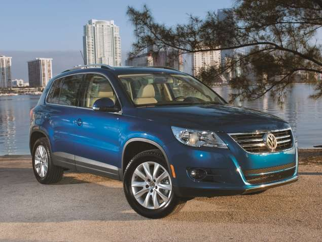 Good Used Crossovers Under $15,000