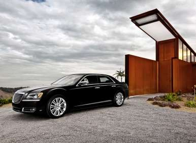 American Luxury Cars - 04 - 2013 Chrysler 300C