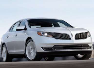 American Luxury Cars - 03 - 2013 Lincoln MKS