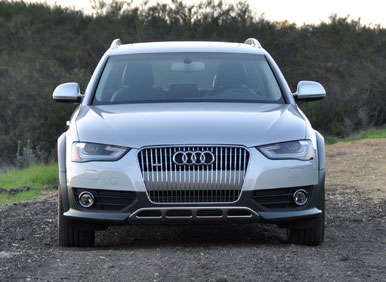 2013 Audi Allroad Road Test and Review