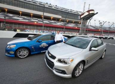 2014 Chevy SS: Flagship Luxuries