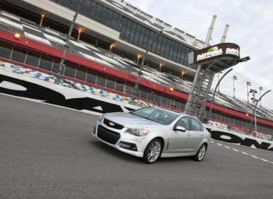 2014 Chevy SS: High-performance Highlights