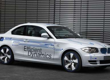 List of Electric Cars - 07 - 2013 BMW ActiveE