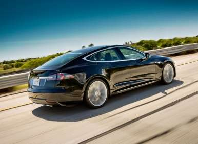 List of Electric Cars - 02 - 2012 Tesla Model S