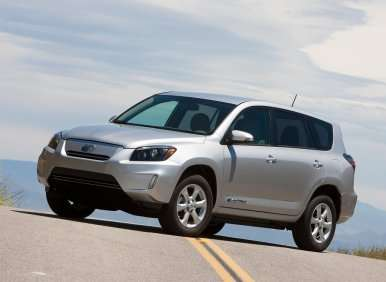 List of Electric Cars - 04 - 2012 Toyota RAV4 EV