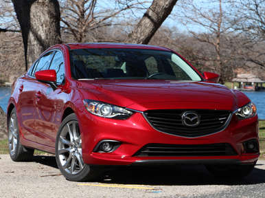 2014 Mazda Mazda6: Form, meet Function...