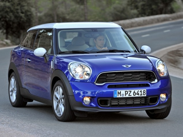 2013 MINI Cooper Paceman Road Test &amp; Review: Comfort &amp; Cargo