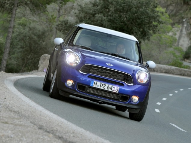 2013 MINI Cooper Paceman Road Test & Review: Final Thoughts