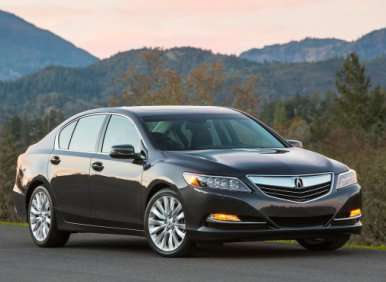 2014 Acura RLX to Launch at $48,500