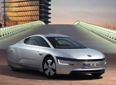 Volkswagen: VW XL1 Headed for Production at 261 MPG