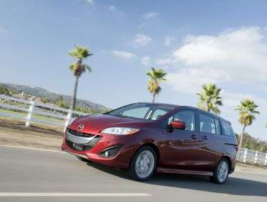 Road Test and Review - 2012 Mazda MAZDA5