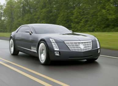 Sweet! Sixteen Leads Cadillac Concept Class for Amelia Island