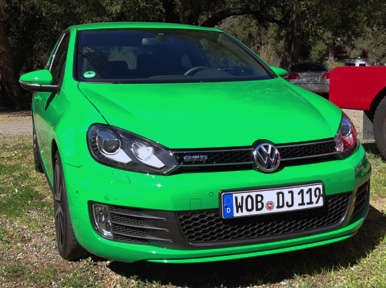 2013 Volkswagen Golf GTD: Performance... diesel?