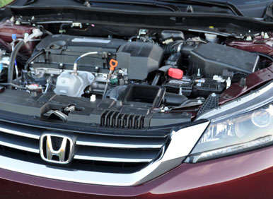 Honda Accord and Civic Difference