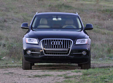 2013 Audi Q5 Road Test and Review