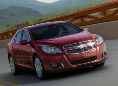 2013 Chevrolet Malibu Helps Complete Ecologic Full House