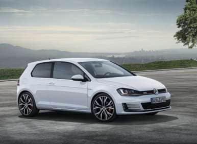 Geneva Motor Show: Volkswagen Celebrates 2014 VW Golf