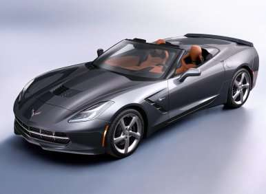 Geneva Motor Show: 2014 Chevrolet Corvette Stingray Convertible Revs Onto Global Stage