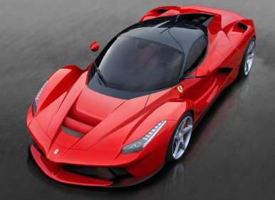 Geneva Motor Show: Ferrari LaFerrari Is Anything but Redundant