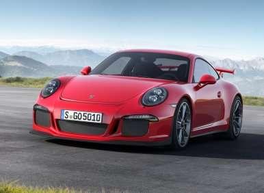 Geneva Motor Show: 2014 Porsche 911 GT3 Adds Attitude to Expanding Seventh-Gen Lineup