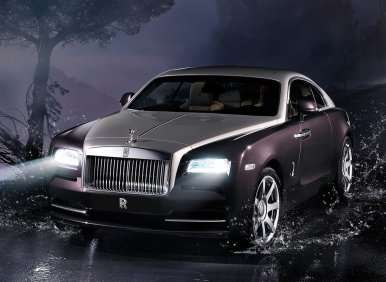 Geneva Motor Show: 2014 Rolls-Royce Wraith Arriving in Time for Christmas