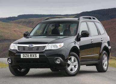 2013 Subaru Forester Available with Zero Percent Financing