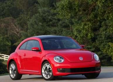 2013 volkswagen beetle road test review. Black Bedroom Furniture Sets. Home Design Ideas